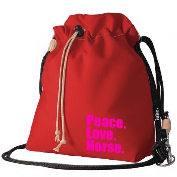 Watt'n'Sack - PeaceLoveHorse (Schrift)